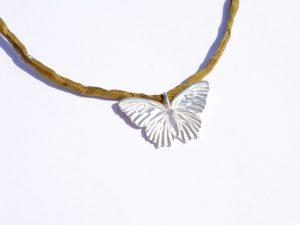 """Schmetterling Anhänger """"butterfly"""" aus 925 Silber"""