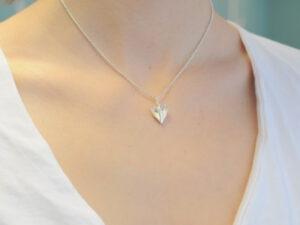 Schutzengel 2012 klein mit Silberkette