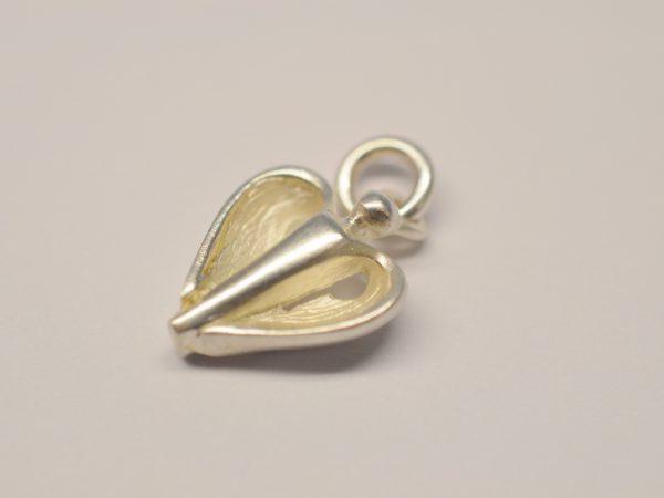 Schutzengel klein aus 925 Silber