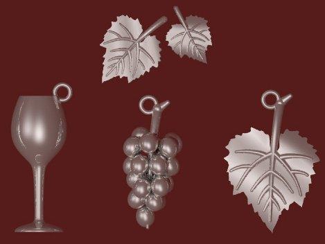Wein & Design Schmuck
