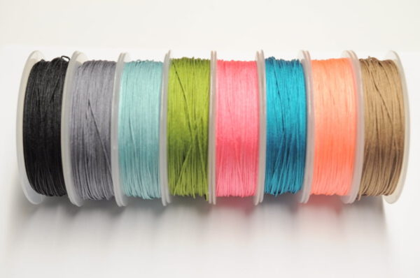 Baumwollkordel Farben